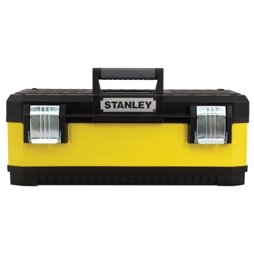 Stanley caja de herramientas de pl stico 1 95 613 - Caja herramientas stanley ...