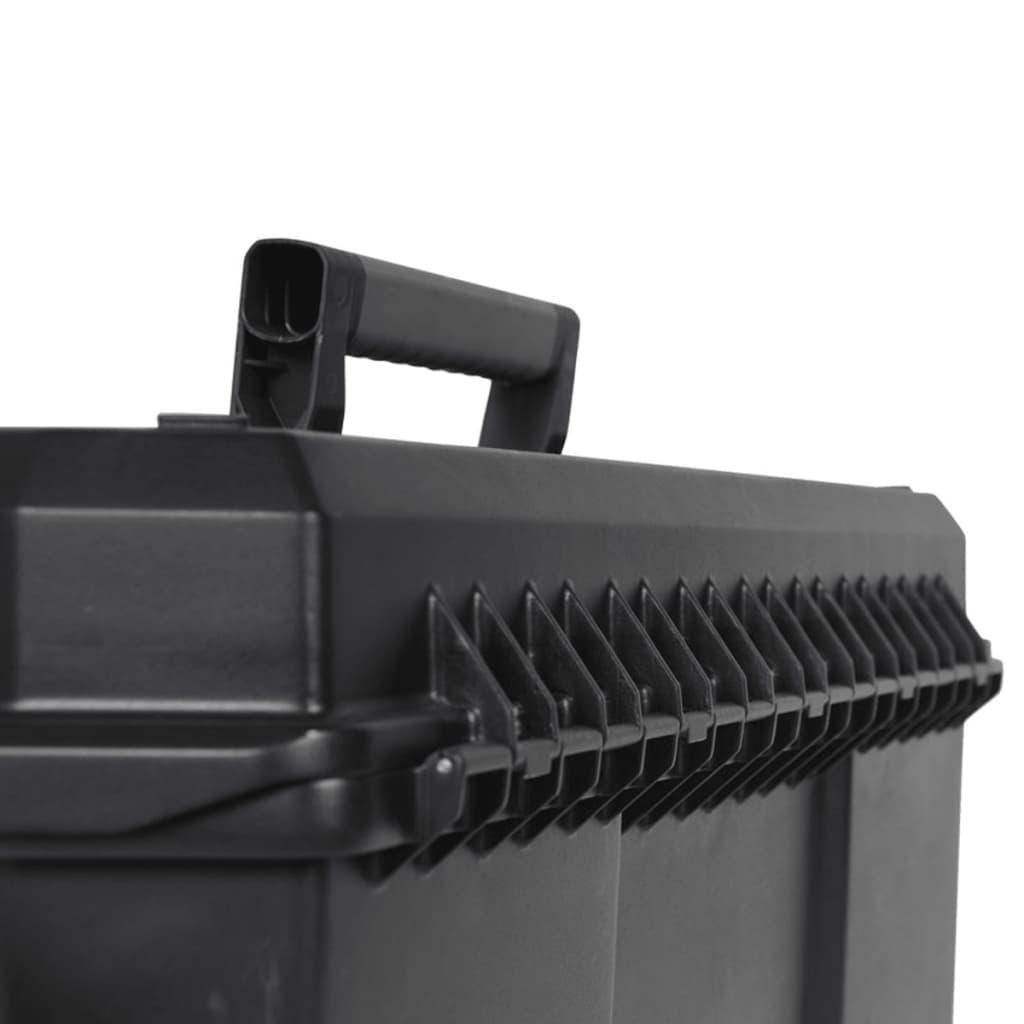 Stanley cassetta porta attrezzi in plastica 1 97 510 - Cassetta porta attrezzi stanley con ruote ...