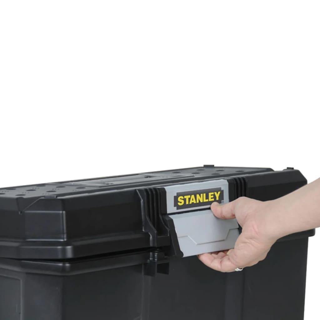 Stanley caja de herramientas de pl stico 1 97 510 - Caja herramientas stanley ...
