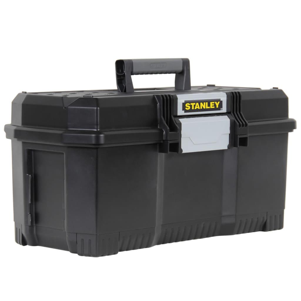 Stanley caja de herramientas de pl stico 1 97 510 - Caja de herramientas stanley ...