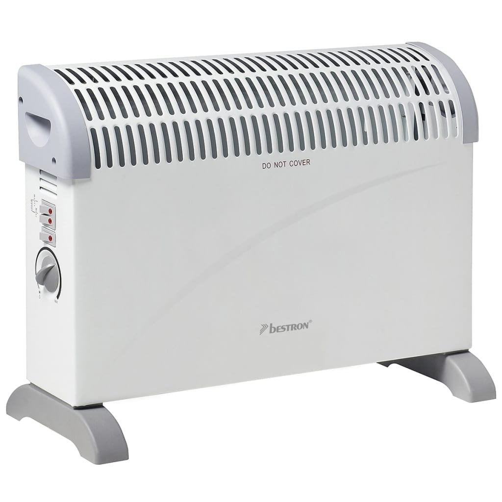 acheter bestron convecteur de chauffage turbo 2000 w blanc gris acv2001 pas cher. Black Bedroom Furniture Sets. Home Design Ideas
