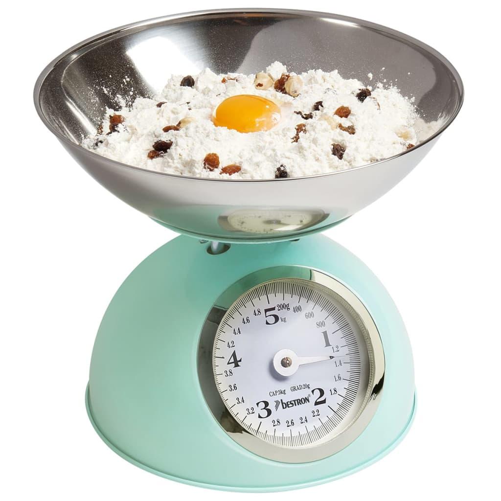 bestron-bestron-kitchen-scales-green-dkw700sdm