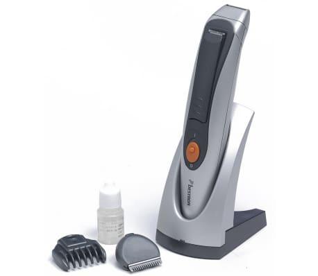 Bestron Aufladbarer Bartschneider 2,4 V DSA220