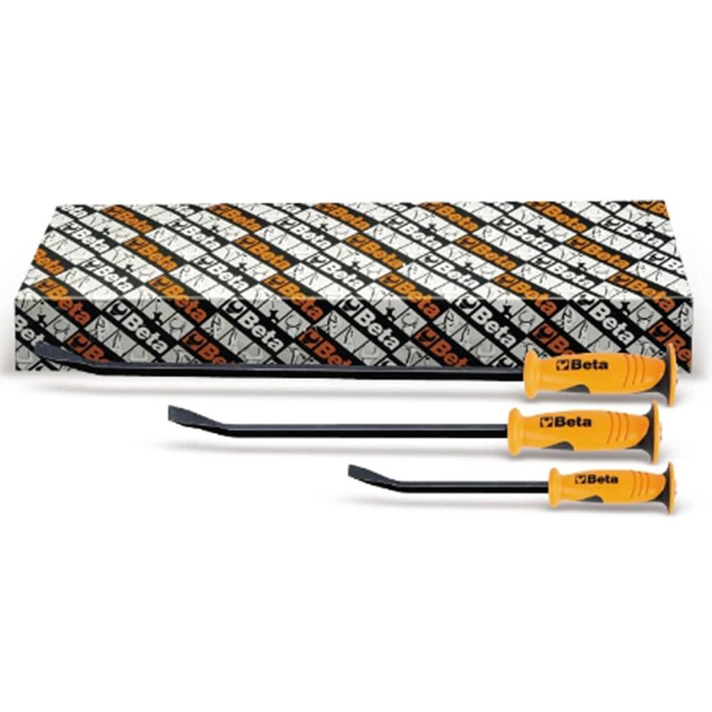 Afbeelding van Beta Tools 3-delige koevoeten set 965/S3 staal