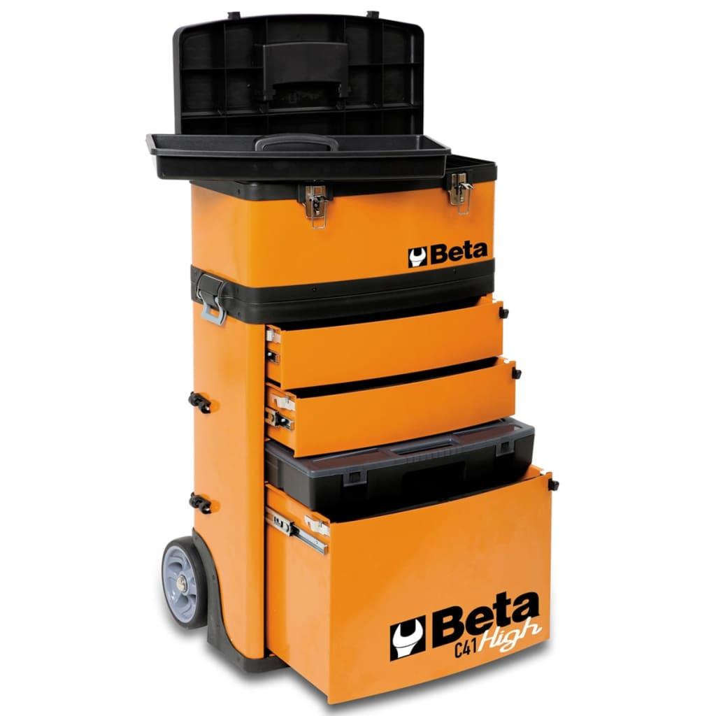 Afbeelding van Beta Tools Gereedschapswagen C41H/O oranje