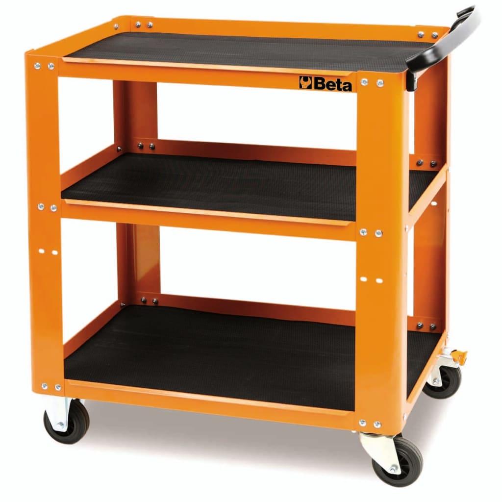 beta tools chariot outil c51 o orange 051000001. Black Bedroom Furniture Sets. Home Design Ideas