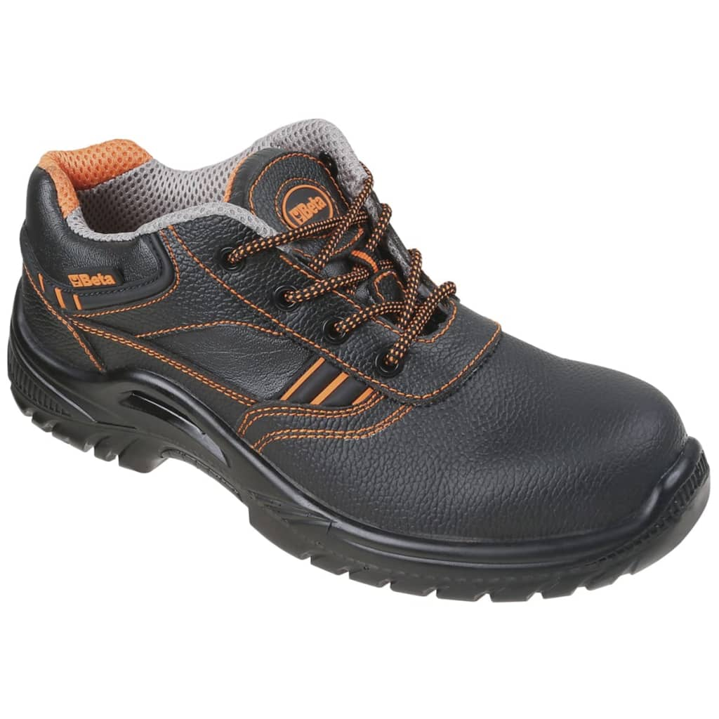 Beta Tools Safety Boots 7200BKK Leather Size 42 072000242 ...