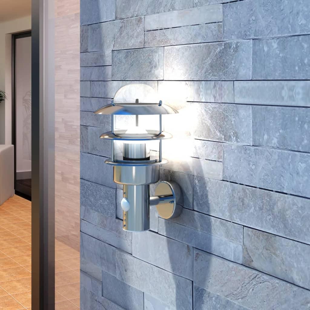 acheter applique murale ext rieure int rieure en acier. Black Bedroom Furniture Sets. Home Design Ideas