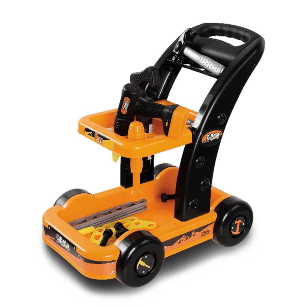 acheter beta tools chariot outils de jouet 9547t plastique 095470100 pas cher. Black Bedroom Furniture Sets. Home Design Ideas