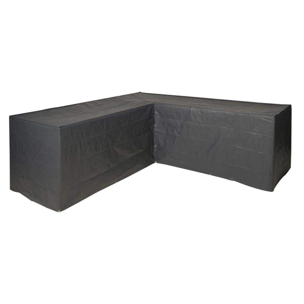 Nature 6031612 250x90x90 cm L-alakú PE kerti bútor védőhuzat