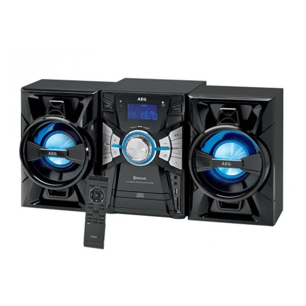 AEG Bluetooth-muziek-center MC 4465 BT