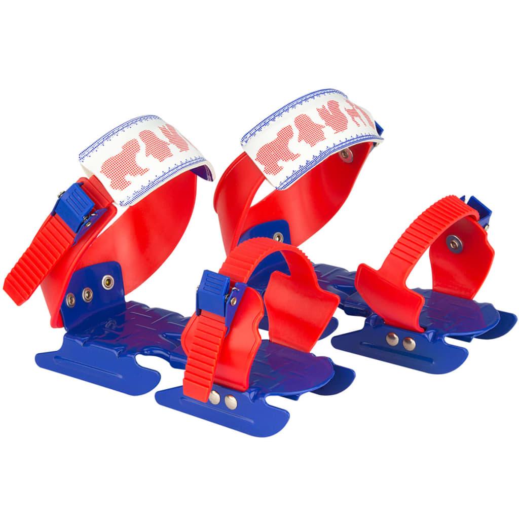 Nijdam 3002-ROK-Uni bob (kétélű) korcsolya