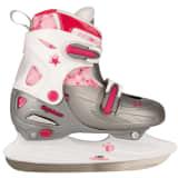 Nijdam patins artistique taille 30-33 3020-ZWR-30-33