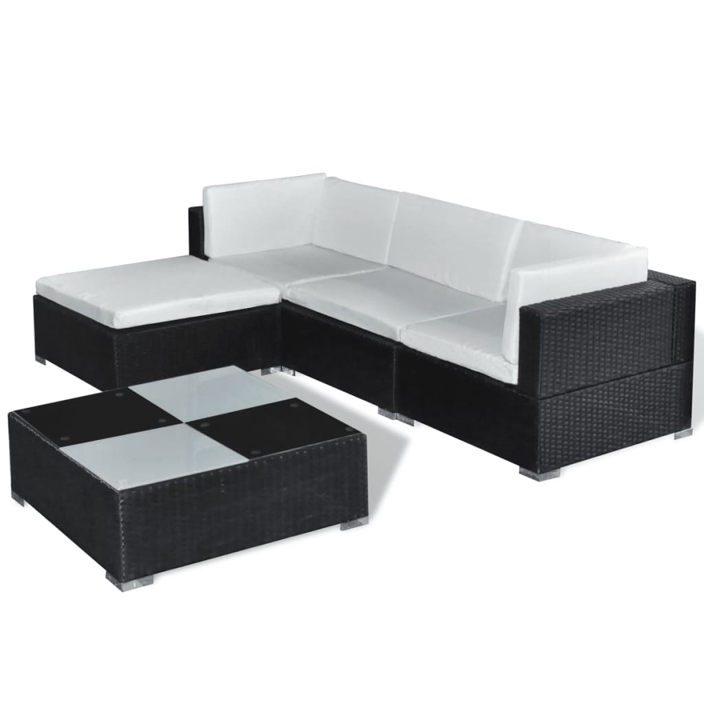 la boutique en ligne canap de jardin en r sine tress e. Black Bedroom Furniture Sets. Home Design Ideas