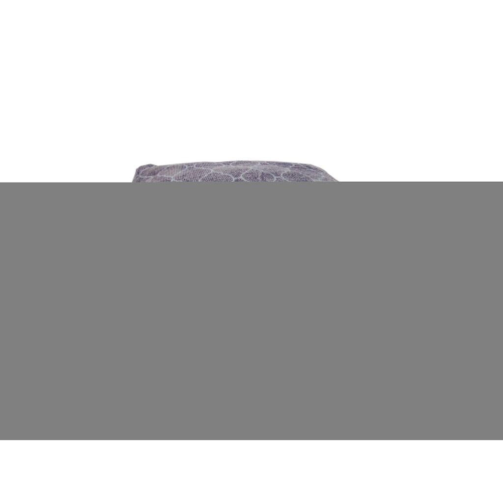 acheter overseas pouf oriental 60 x 60 x 30 cm denim pas. Black Bedroom Furniture Sets. Home Design Ideas