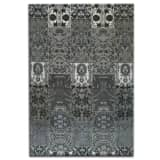 "Overseas Tapis ""Seattle"" 160 x 230 cm Anthracite"