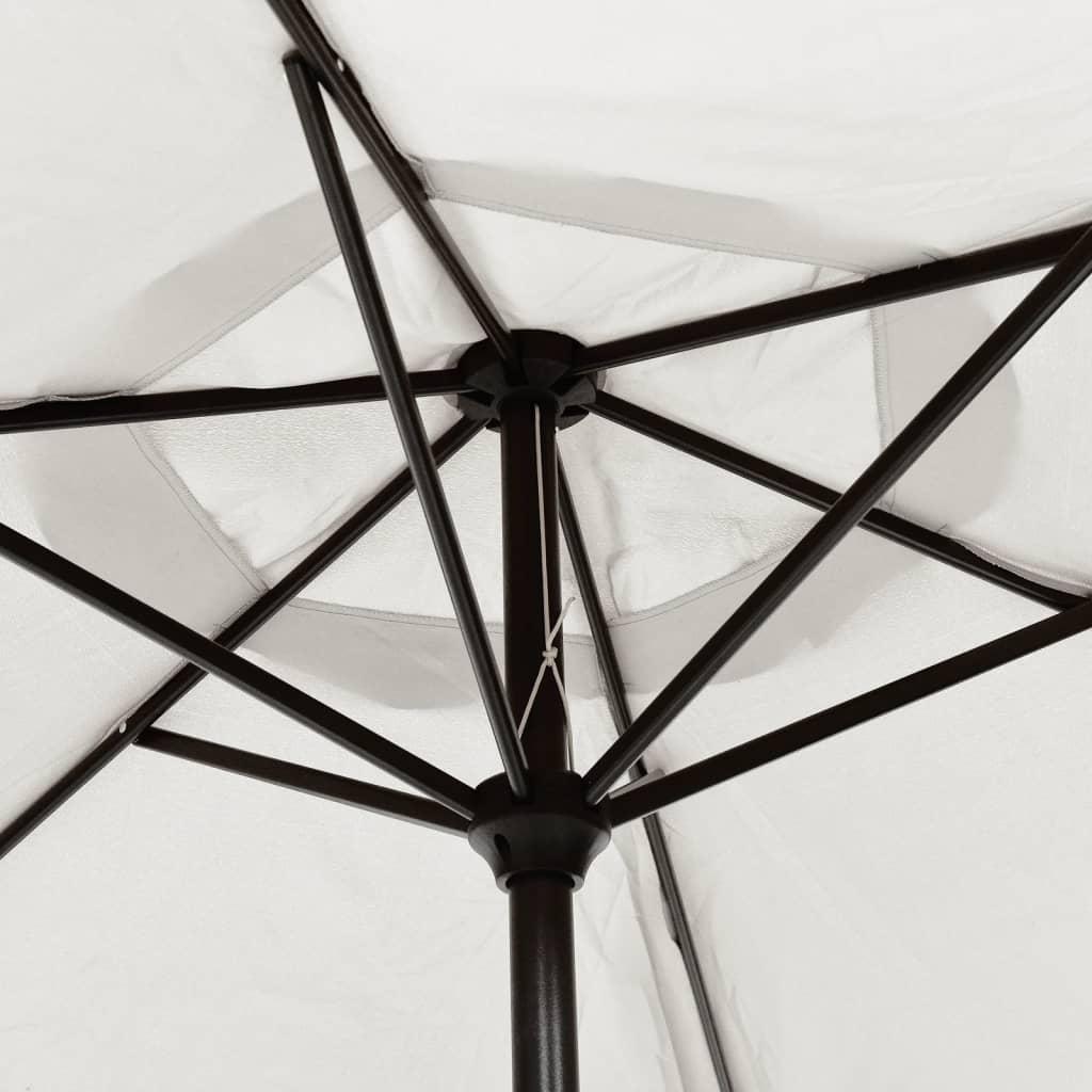 der sonnenschirm strandschirm sonnenschutz garten schirm. Black Bedroom Furniture Sets. Home Design Ideas