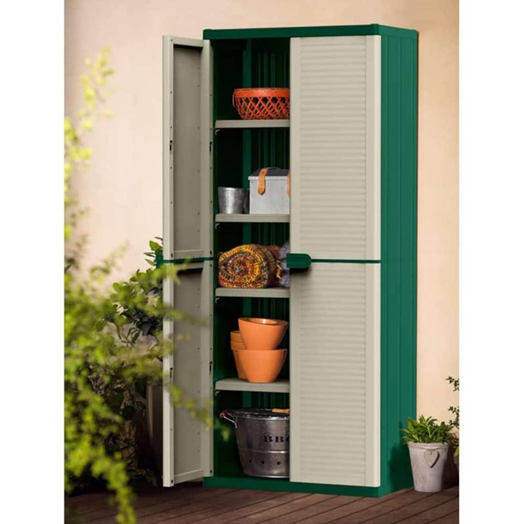 acheter keter armoire space winner louvre 233182 pas cher. Black Bedroom Furniture Sets. Home Design Ideas