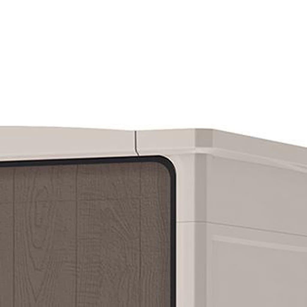 acheter keter armoire de rangement optima wonder outdoor. Black Bedroom Furniture Sets. Home Design Ideas