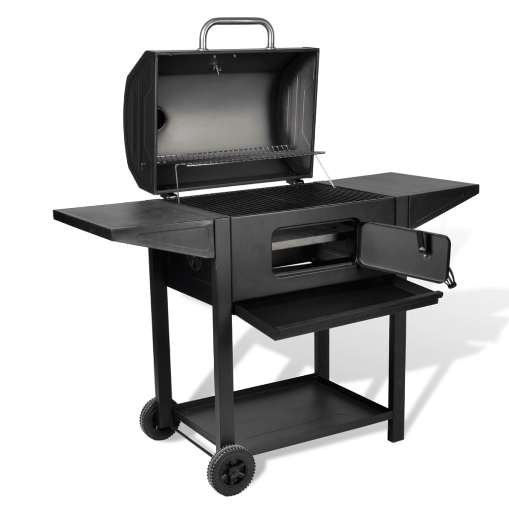 smoker grill bbq grill barbecue neu g nstig kaufen. Black Bedroom Furniture Sets. Home Design Ideas