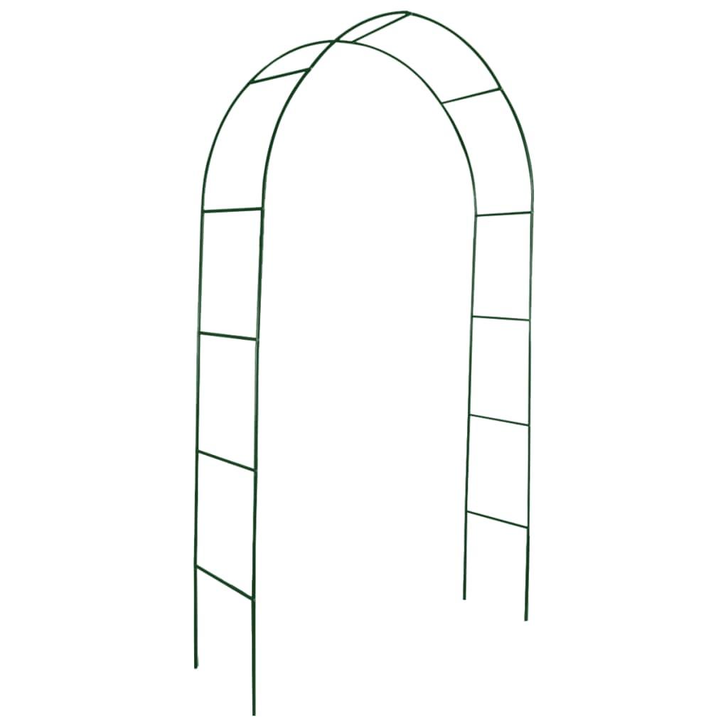 Arco de jardin para plantas trepadoras 2 unidades tienda for Arcos para jardin