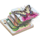 Beleduc Butterfly Layer Puzzle 17054