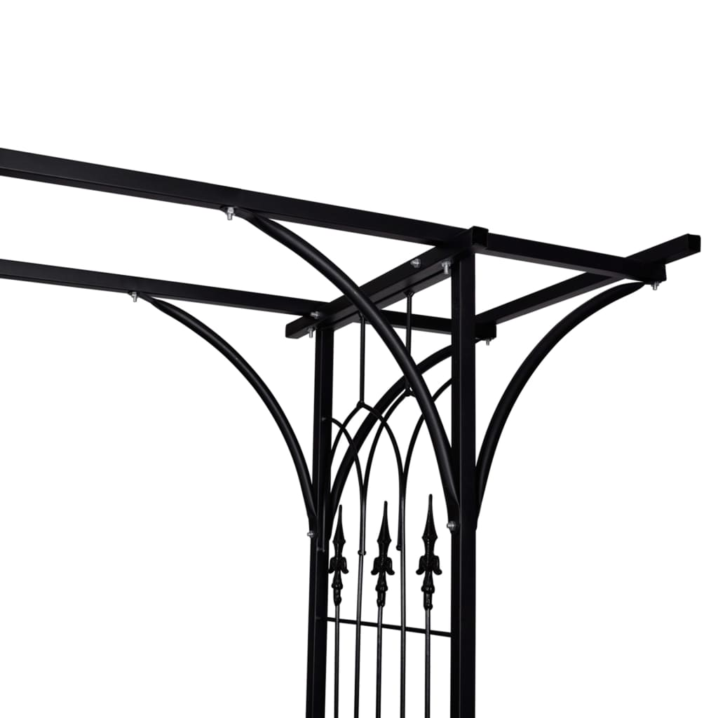 design gartenbogen rosenbogen torbogen rankhilfe rankgitter metall g nstig kaufen. Black Bedroom Furniture Sets. Home Design Ideas