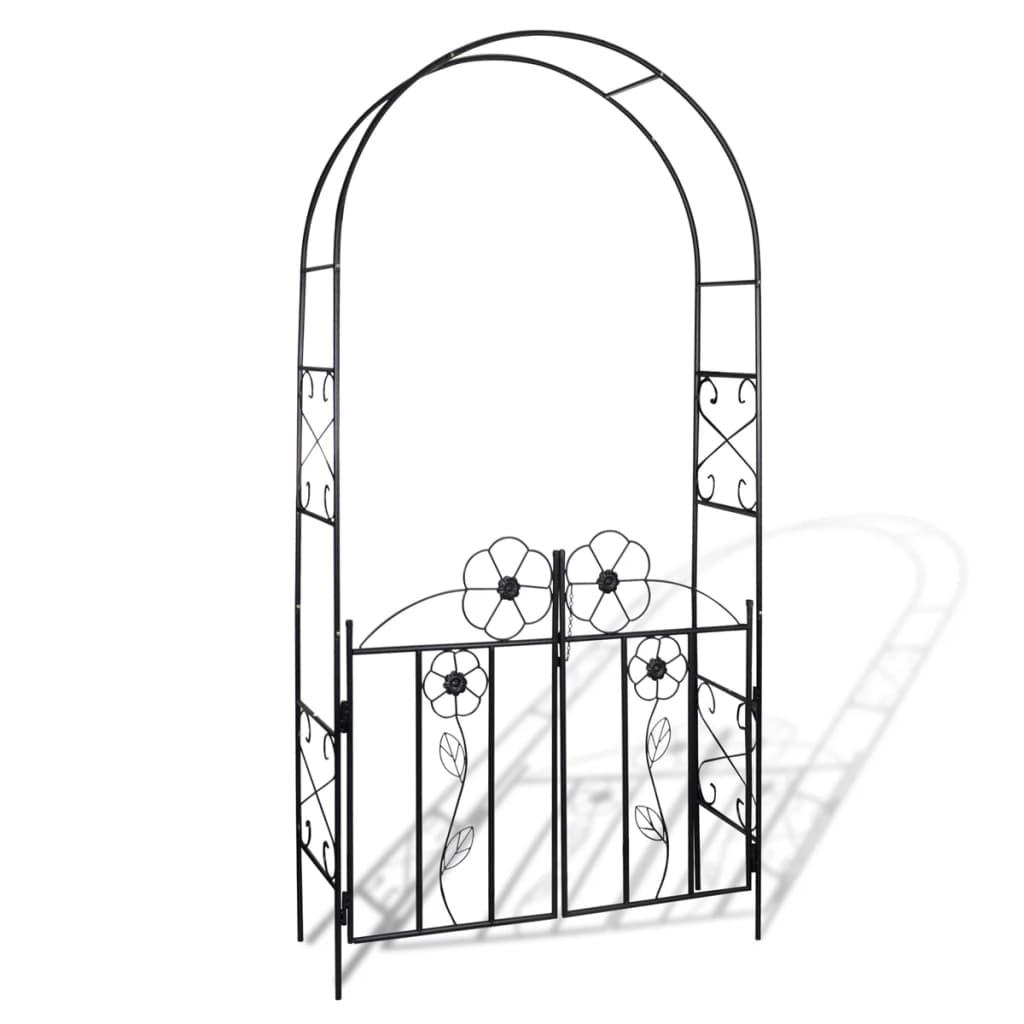 Articoli per arco con porta da giardino per piante - Porta piante da esterno ...