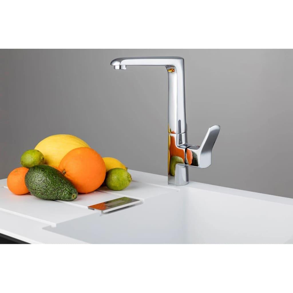 Fala kuchen wasserhahn soria messing 75764 gunstig kaufen for Küchenwasserhahn