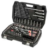 YATO Ensemble de clés à cliquet 120 pièces YT-3880