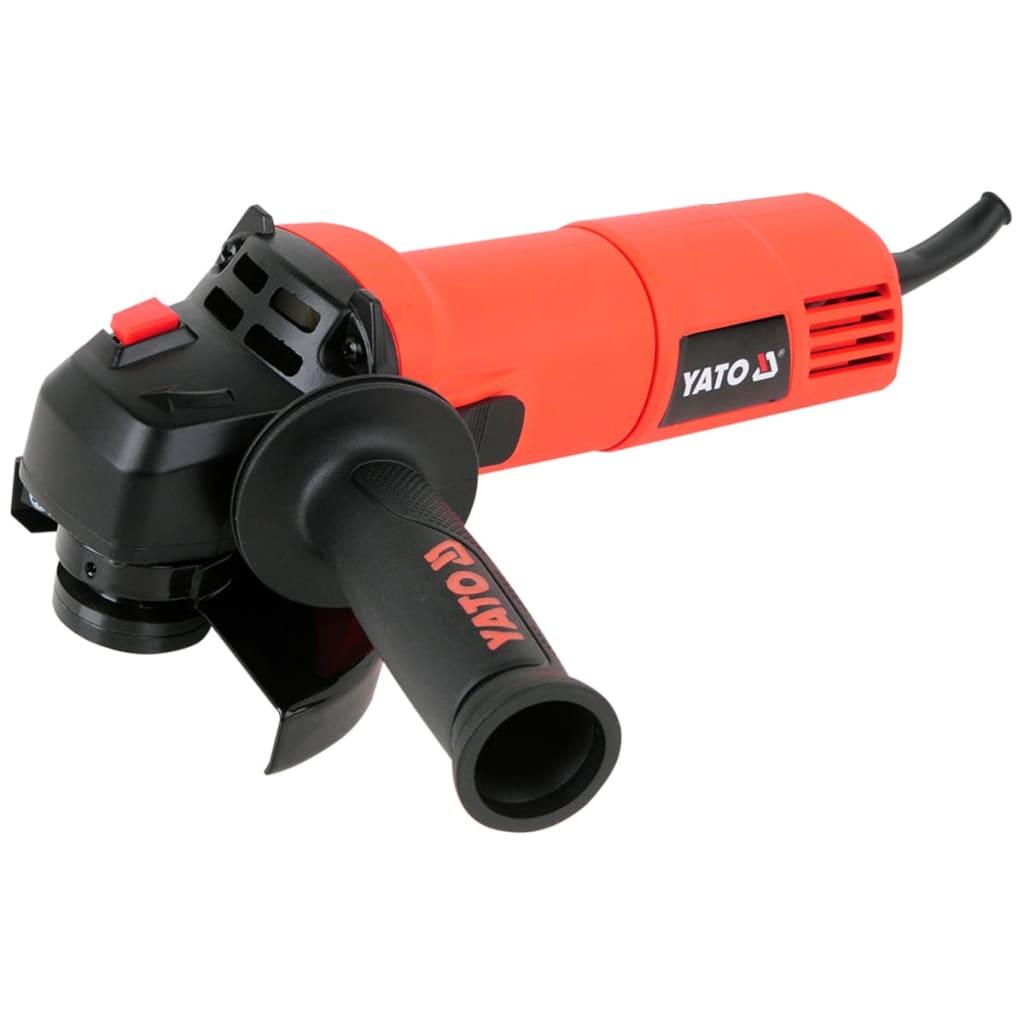 - YATO Haakse slijper 710 W 115 mm metaal YT