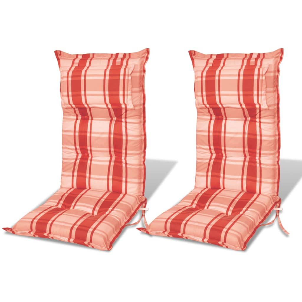 New reversible replacement outdoor patio chair cushion pillow