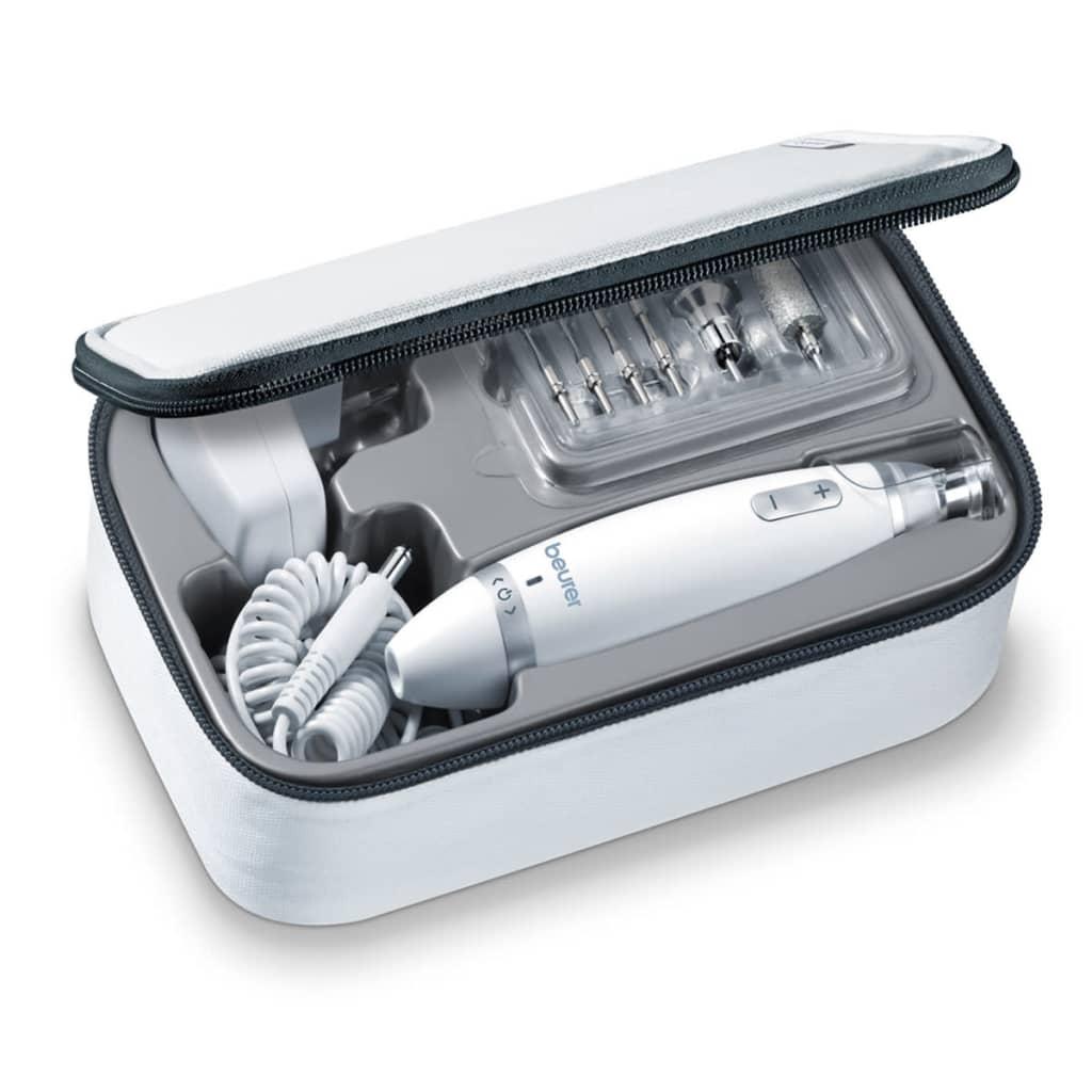 Afbeelding van Beurer MP62 Manicure/pedicureset wit 570.35