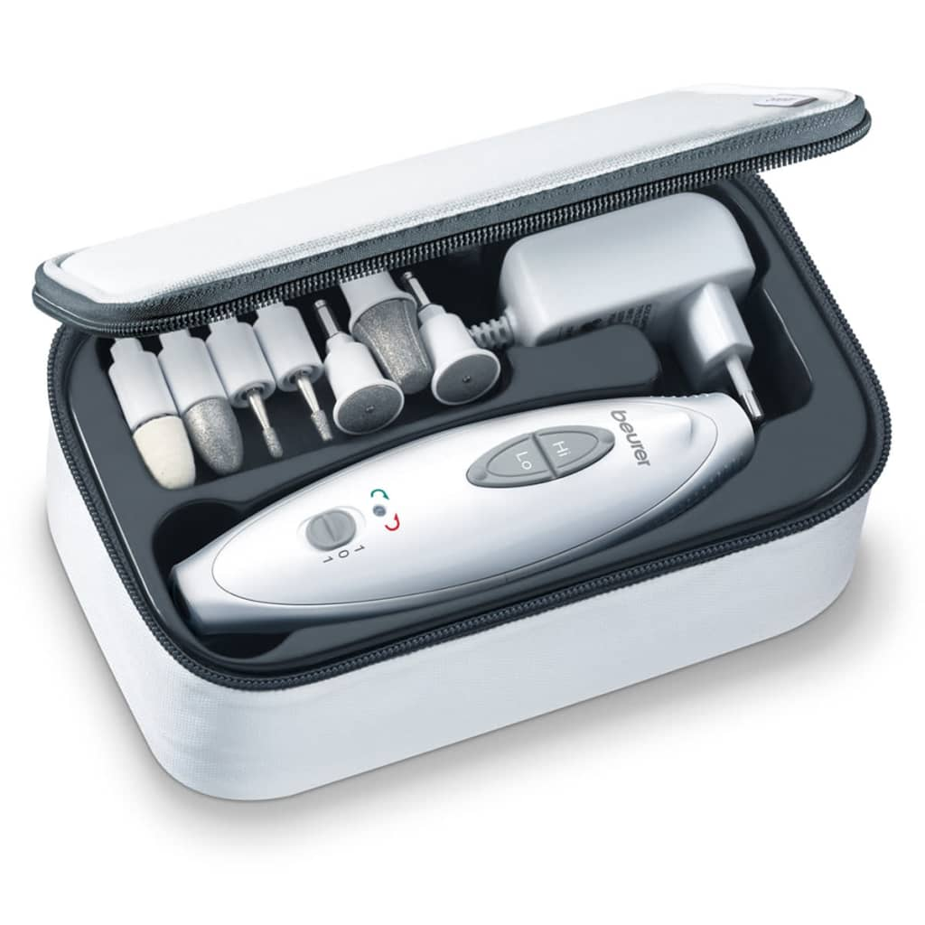 Afbeelding van Beurer Manicure Pedicure Set MP41 White 572.11