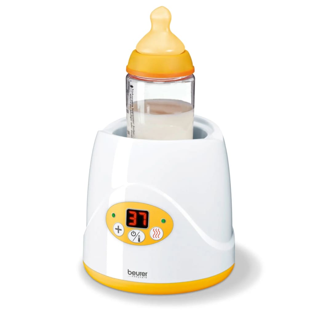 Afbeelding van Beurer Digitale babyvoeding- en flessenwarmer BY52 80 W 954.02