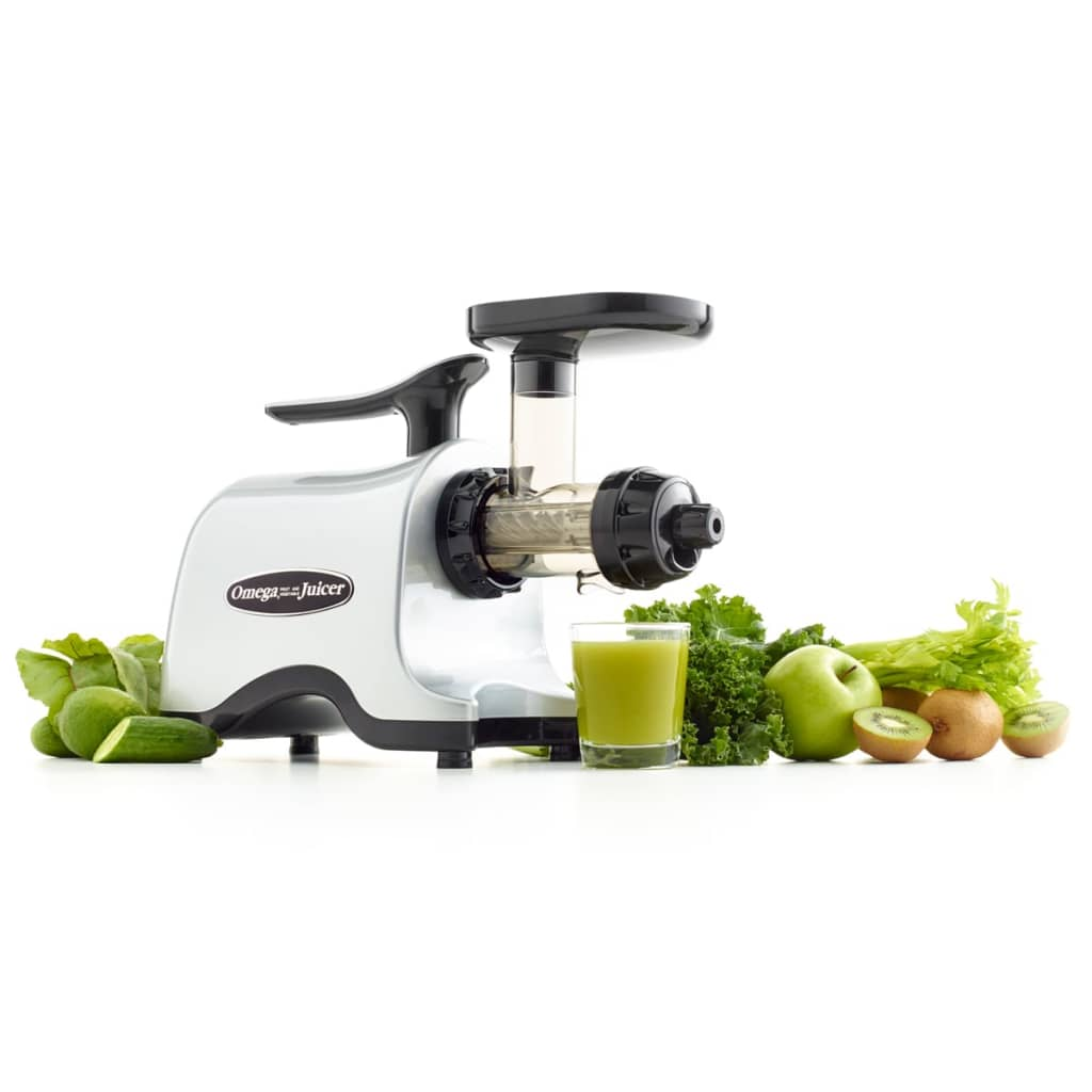 Slow Juicer 40 Rpm : Omega Slow juicer Twin-Gear 150 W 160 rpm TWN32SF online kopen vidaXL.nl