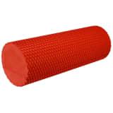 Avento Rodillo de espuma yoga 14,5 cm rojo