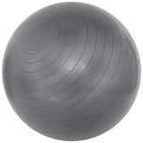 Avento pelota de ejercicio 75 cm plateado
