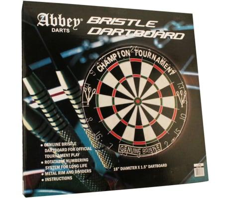 abbey darts cible pour fl chettes en sisal traditionnelle. Black Bedroom Furniture Sets. Home Design Ideas