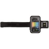 Avento Smartphone sportarmband basic zwart 21PP-ZWZ-Uni
