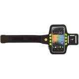 Avento 21PQ-ZZG-Uni okos telefon tartó sport karpánt fekete