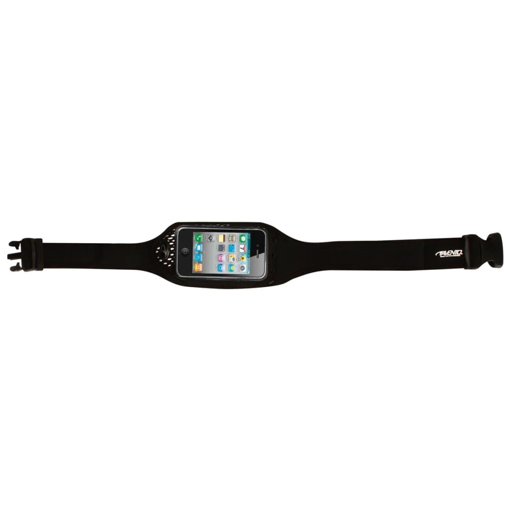 Avento 21OU-ZWZ-Uni okos telefon tartó sport öv fekete