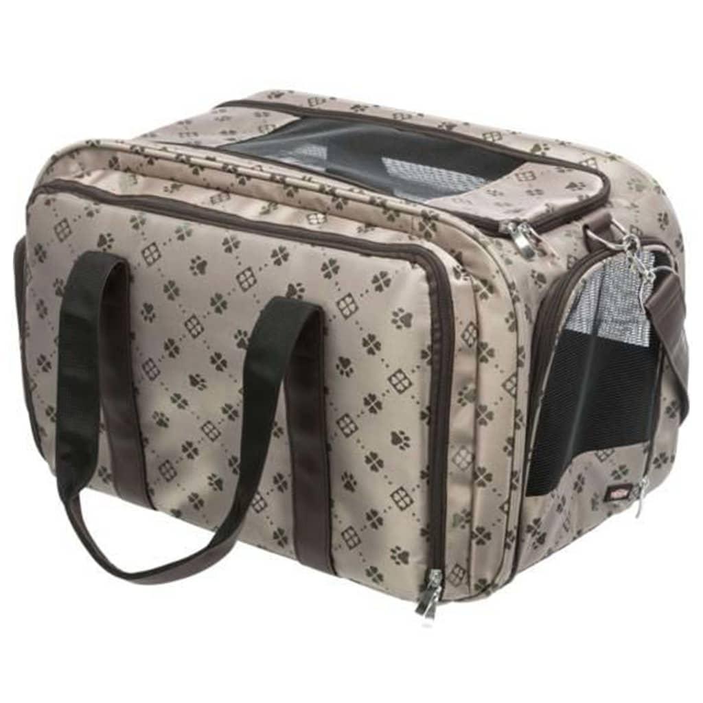 acheter trixie cage de transport pour chien maxima polyester 33 x 32 x 54 cm pas cher. Black Bedroom Furniture Sets. Home Design Ideas