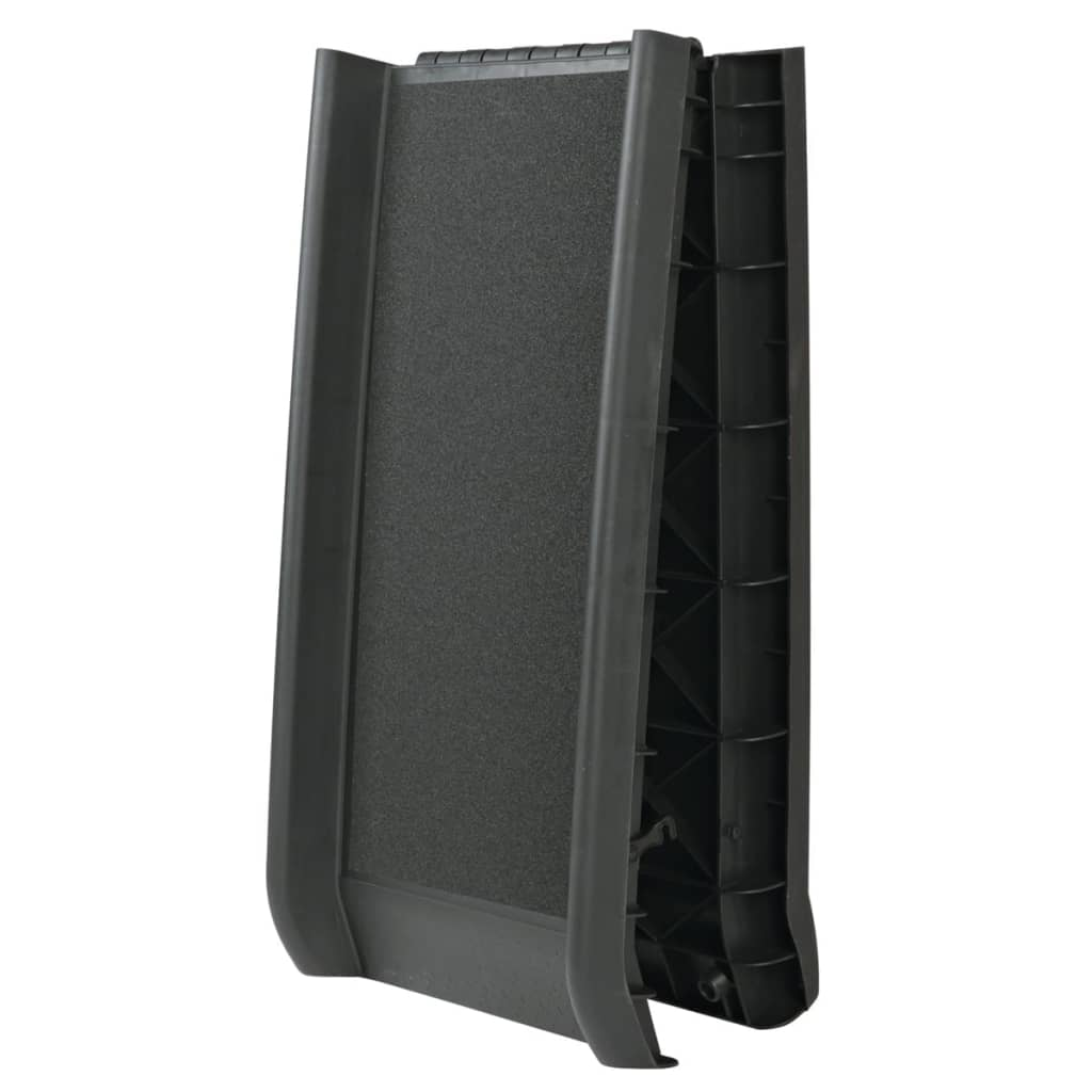 acheter trixie rampe pour animaux de compagnie 40 x 156 cm 90 kg noir pas cher. Black Bedroom Furniture Sets. Home Design Ideas