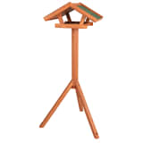 "TRIXIE Standing Bird Feeder ""Natura"" 46x22x44 cm Brown 5570"