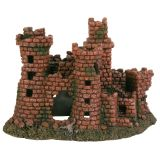 TRIXIE Castle Ruin Aquarium Ornament Polyester Resin 8804