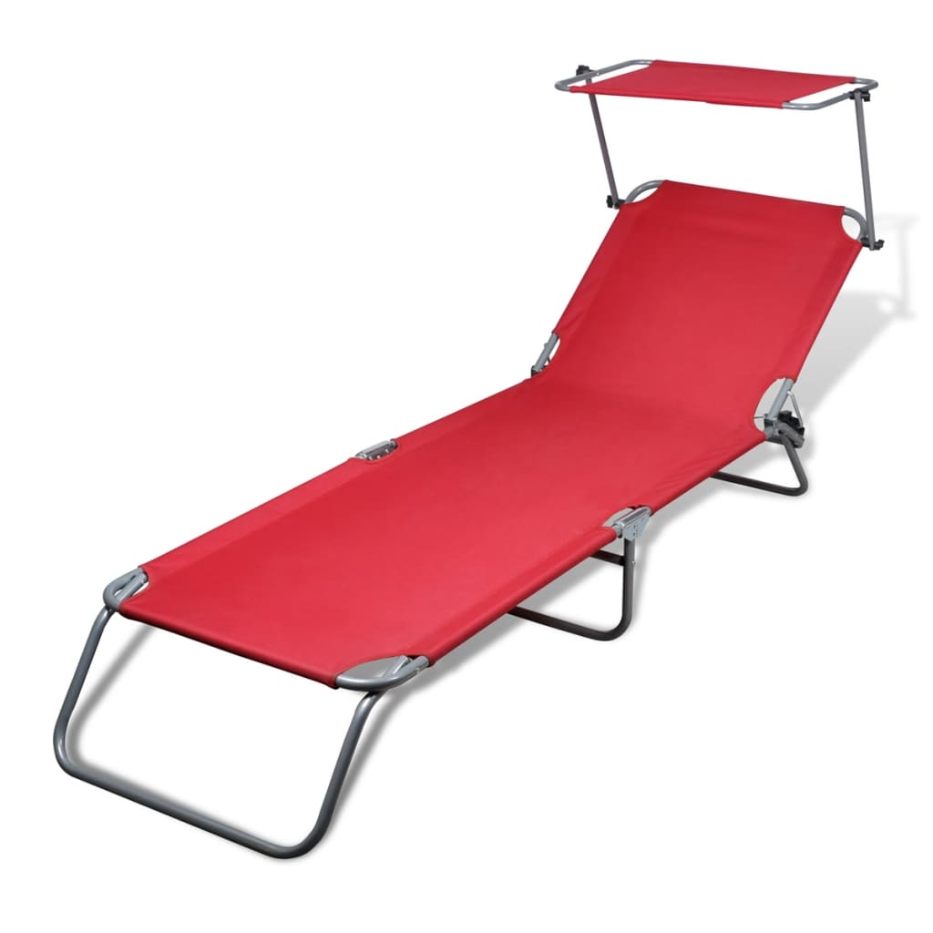 vidaxl-sunbed-with-roof-red-189-x-58-27-l-w-h-cm