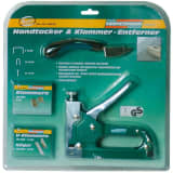Brüder Mannesmann Five Piece Staple Gun Set 48440