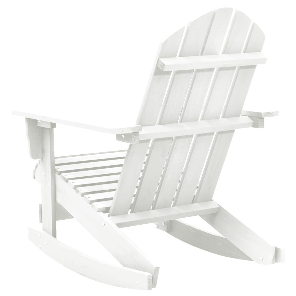 Acheter fauteuil bascule bois chaise relaxation pas cher for Chaise bois solde