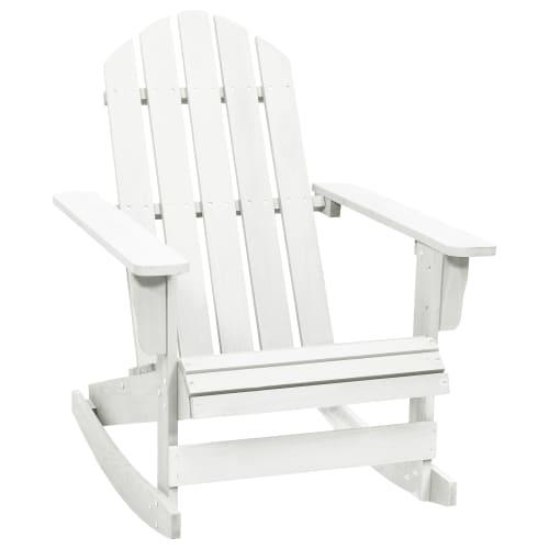 schaukelstuhl relaxstuhl stuhl hartholz sessel gartenm bel. Black Bedroom Furniture Sets. Home Design Ideas